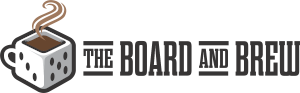 The Board and Brew Logo